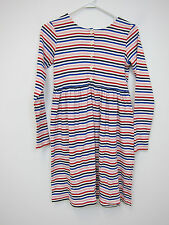 Hanna Andersson Day Play Multi Stripe Dress - Multi - NWT