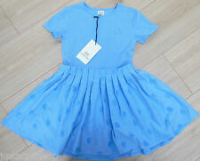 No added sugar girl summer dress 5-6 y BNWT  designer  blue