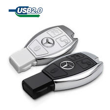Mercedes-Benz Car keys USB 2.0 Flash Drive U Disk USB Storage 2GB-64GB Pen Drive