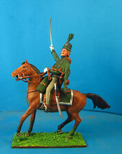 Napoleonic Wars — British Officer 95th Rifles — 60mm High quality Lead Figure