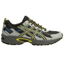 Asics Gel Venture-5 MEN'S TRAIL RUNNING SHOES,GREY/YELLOW-Size US 11.5, 12 Or 13