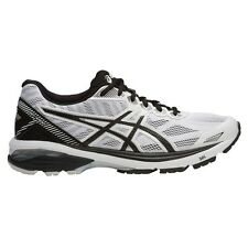 Asics GT 1000-5 MEN'S RUNNING SHOES, WHITE/BLACK*Japan Brand - Size US 7, 8 Or 9