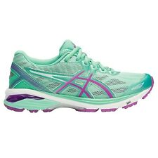 Asics GT 1000-5 (D) WOMEN'S RUNNING SHOES, GREEN/PURPLE- Size US 8, 9, 9.5 Or 10