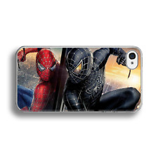 SPIDERMAN VS SPIDERMAN Rubber  Phone Case FITS IPHONE MODELS.