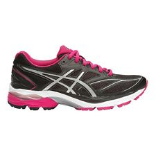 Asics Gel-Pulse-8 WOMEN'S RUNNING SHOES, BLACK/SILVER/PINK-Size US 9.5, 10 Or 11