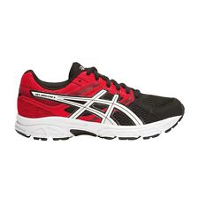 Asics Gel Contend-3 BOY'S RUNNING SHOES, BLACK/WHITE*JP Brand- Size US 5, 6 Or 7