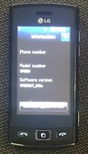 LG Viewty Snap GM360 Smartphone (Tesco Network) Fully Working (Free Post)