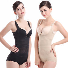 Women's Body Briefer Smooth Wear - Your Own Bra Slimmer Shapewear Bodysuits Hot