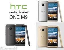 32GB HTC One M9 3G 4G Android Smartphone Factory Unlocked 20MP Camera Cell Phone