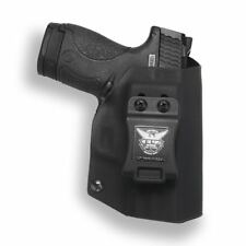 Smith & Wesson M&P Shield 9mm/.40 Kydex Concealed Carry Holster IWB- Wethepeople