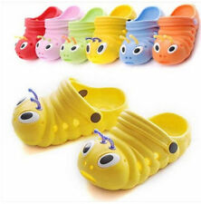 1-6T Girl Boy Slippers  Beach Shoes Baby Kids Toddler  Cartoon  New Sandals