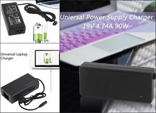 W*&Universal Power Supply Charger Cord Charging Adapter AC For Laptop Notebook