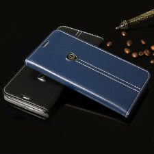 Luxury Magnetic Flip Leather Cover Stand Wallet Case For iPhone SE& 6S & 7 Plus