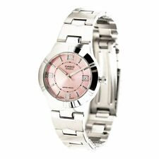 Casio ENTICER Timepieces Ladies Analog Watch Casual Silver LTP-1241D-4A