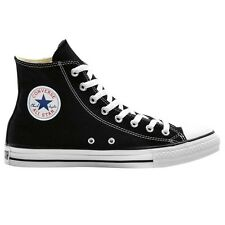 Converse CHUCK TAYLOR ALL STAR HI TOP CASUAL SHOES, BLACK/WHITE-US 3,13,15 Or 16
