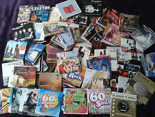 Large Joblot of 105+ Promo CD's Music from Daily Mail/Mirror/Sun/Express etc