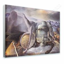 Alonline Art - READY TO HANG CANVAS The Endless Enigma Face Salvador Dali