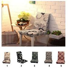 Stretch Dining Room Chair Cover Slipcover Stool Washable Protector