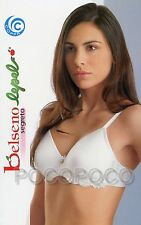BALCONETTE BRA WITHOUT PADDED UNDERWIRE B CUP e C LEPEL ART. 261