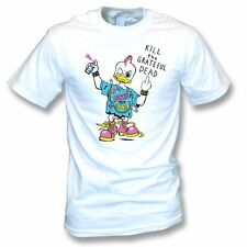 Punk Rock Duck T-shirt as worn by Kurt Cobain (Nirvana) T-Shirt, Premium Gildan