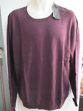 NWT Mens Sweater by Marc Anthony, CrewNeck XXL