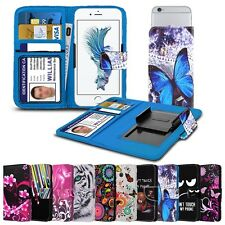 """For Samsung Galaxy S7 Exynos (5.1"""") - Design Pattern Printed Clamp Wallet Case"""