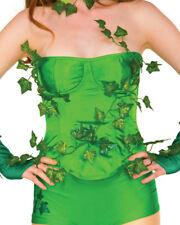 Adult Women's Sexy Deluxe Poison Ivy Corset Costume Accessory