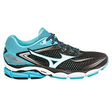 Mizuno Wave Ultima-8 WOMEN'S RUNNING SHOES, BLACK/BLUE- Size US 6, 6.5, 7 Or 7.5
