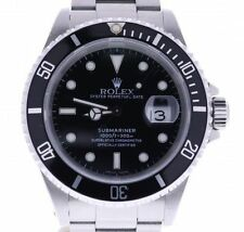 Rolex Submariner 16610 40 millimeters black Dial