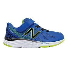 New Balance 790v6 JUNIOR BOY'S RUNNING SHOES, BLUE/SILVER - Size US 11, 12 Or 13