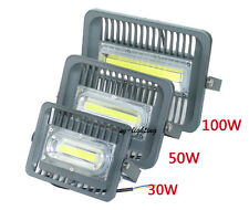 COB Flood light LED Lamp 30W 50W 100W IP66 outdoor Light garden park square Bulb