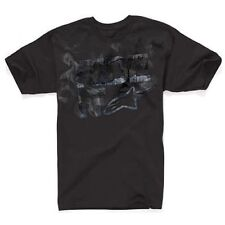 Alpinestars Ride It Smoke Classic Black T-Shirt