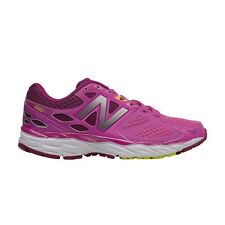 New Balance 680v3 WOMEN'S RUNNING SHOES, PINK/YELLOW - Size US 8, 8.5, 9 Or 9.5