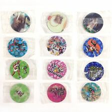 Pick A Tazo - SPACE JAM FACTORY SEALED Tazos: Numbers 1 – 80