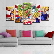 HUGE MODERN ABSTRACT WALL DECOR OIL PAINTING ON CANVAS-Dragon Ball PICTURE