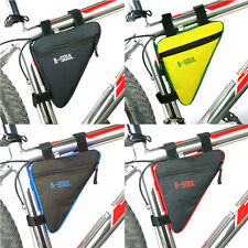 Bycicle Frame Pack Pannier Front Tube Bag Cycling Bike Frame Pack Triangle U6T