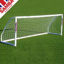 Samba 12 x 4ft Match Goal. 5-a-side sized goal with Locking Parts