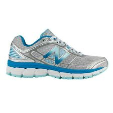 New Balance W860SB5 (D) WOMEN'S RUNNING SHOES, GREY/BLUE- Size US 6, 7, 8 Or 8.5
