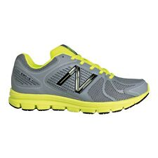 New Balance M690SY3 MEN'S RUNNING SHOES, SILVER/YELLOW - Size US 7, 10 Or 12