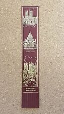 BOOK Mark Leather Collectable Bookmarks - VARIOUS