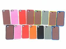 Silicone Waffle Shoe Grip Phone Case Skin Cover for iPhone 4 4s iPhone 5 - SALE!