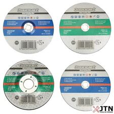 Silverline OSA Stone Metal Cutting Grinding Grinder Discs 100, 115, 125, 230mm