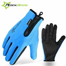 Warm Gloves Sports Cycling Bike Winter Finger Full Bicycle Motorcycle Outdoor