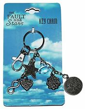The Fault in our Stars Film Charms Key Ring Chain