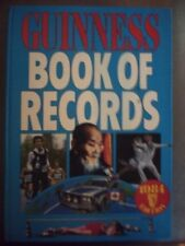 The Guinness Book of Records 1984, , Used; Very Good Book