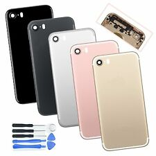 New repair Battery Housing Assembly For Iphone 5S Replace To Iphone 7 mini+tools