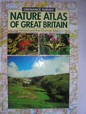 Nature Atlas Of Great Britain, Ireland and the Channel Isles (Ordnance Survey),