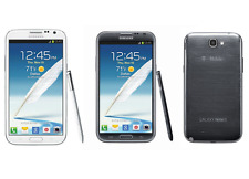 Samsung Galaxy Note II SGH-T889 Unlocked T-Mobile Cell Phone 16GB 8MP - 2 Colors