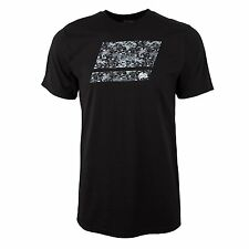 Abu Garcia Icon Camo T-Shirt New with Tags Black/Camo Color (Choose Yr Own Size)