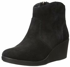 crocs Leigh Suede Wedge Bootie Womens Boot- Choose SZ/Color.